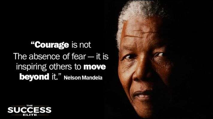 Top 25 Most Inspiring Nelson Mandela Quotes | The Success ...