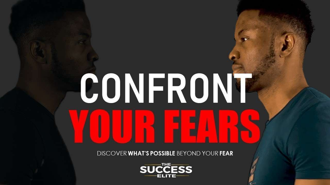 How I Confronted Fear and Overcame