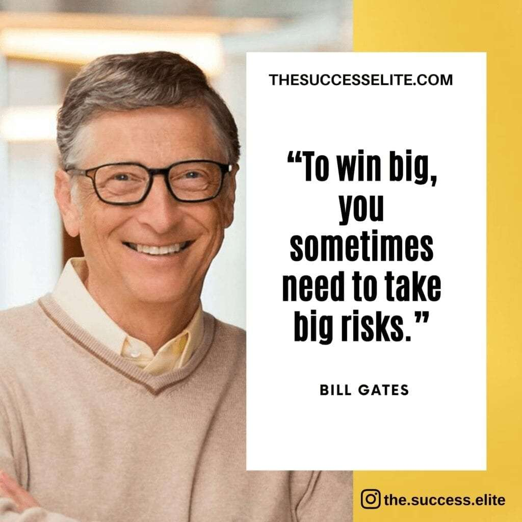 Top 30 Bill Gates Quotes To Be Committed To Growth
