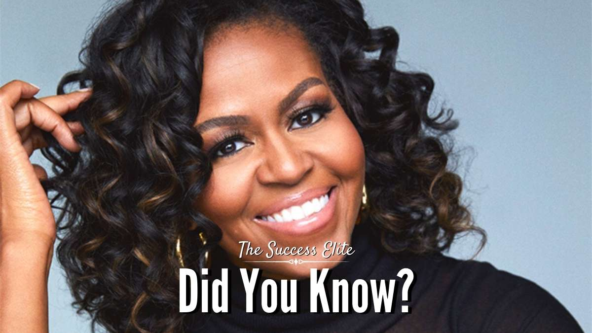 10 Amazing Things You Didn't Know About Michelle Obama