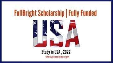 Fulbright Scholarship 2022 in USA | Fully Funded