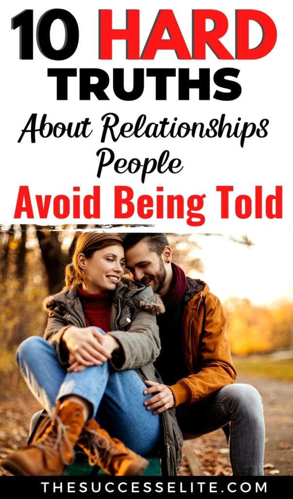 10 Hard Truths About Relationships People Avoid Being Told