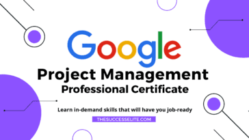 Google Project Management Professional Certificate