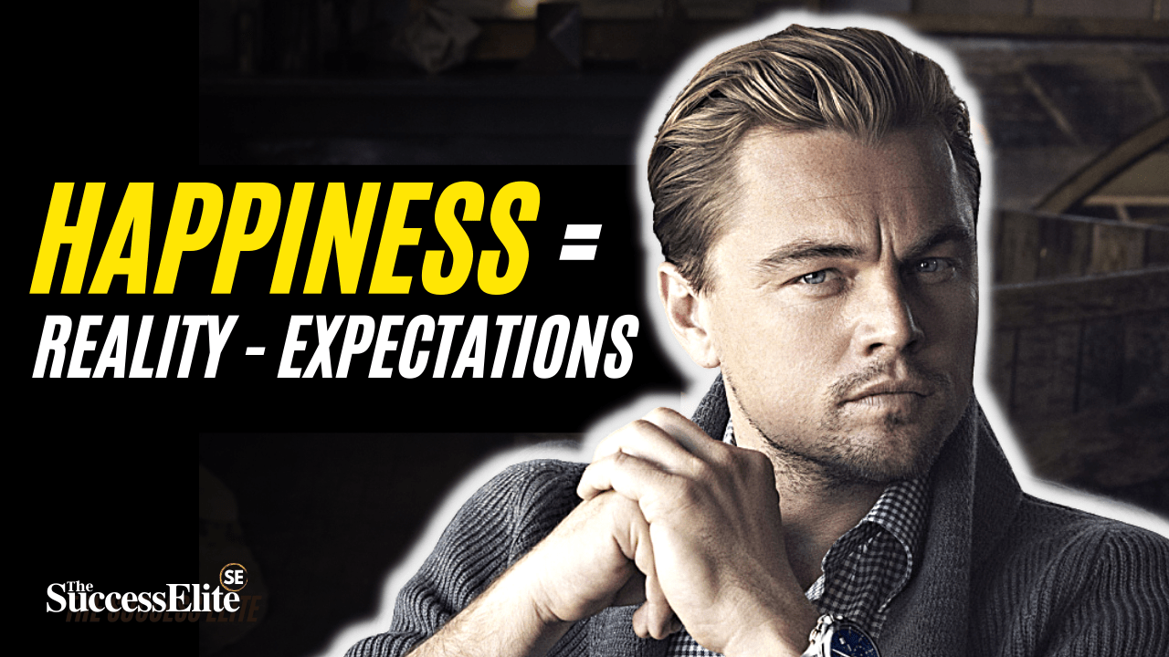 5 Unrealistic Expectations That Make You Miserable
