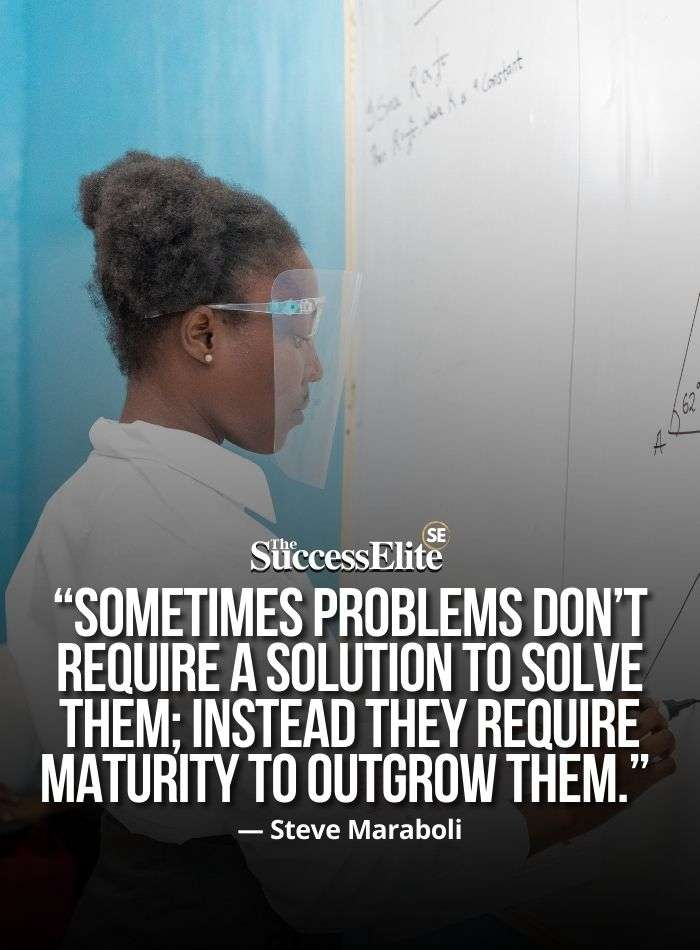 Quotes On Problems