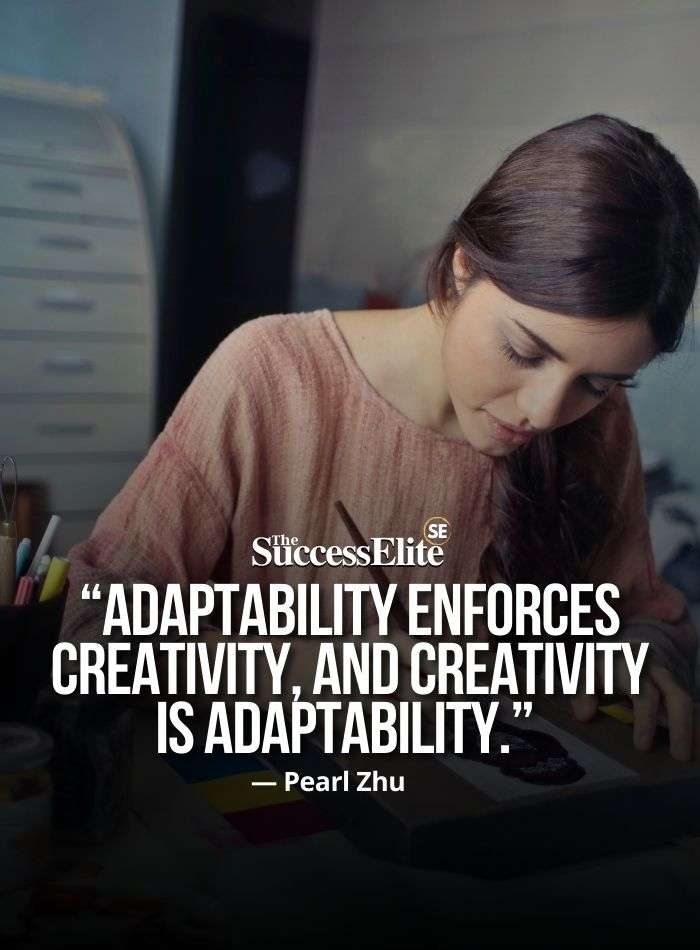 Quotes On Adaptability