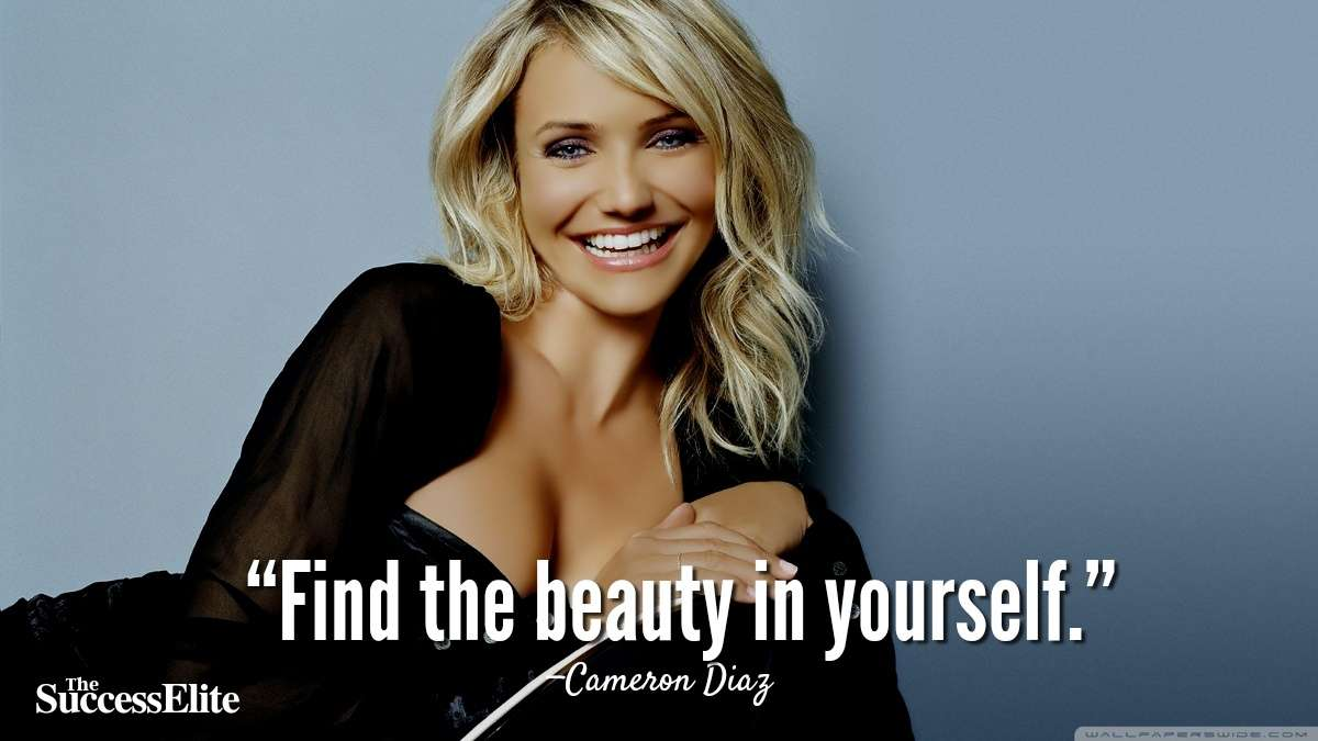 90 Top Cameron Diaz Quotes on Happiness